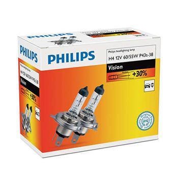 PHILIPS H4 Vision 2 ks