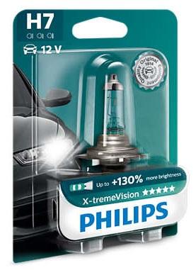 PHILIPS H7 X-tremeVision 1 ks