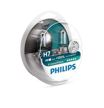 PHILIPS H7 X-tremeVision 2 ks