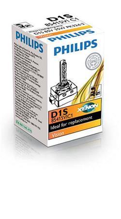 PHILIPS Xenon Vision D1S 1 ks