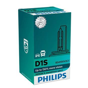 PHILIPS Xenon X-tremeVision D1S 1 ks