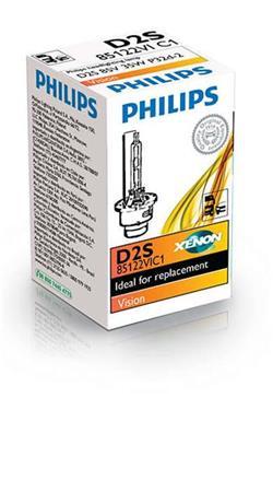 PHILIPS Xenon Vision D2S 1 ks