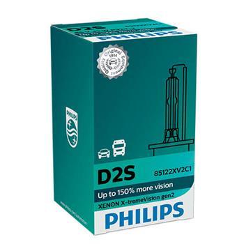 PHILIPS Xenon X-tremeVision D2S 1 ks
