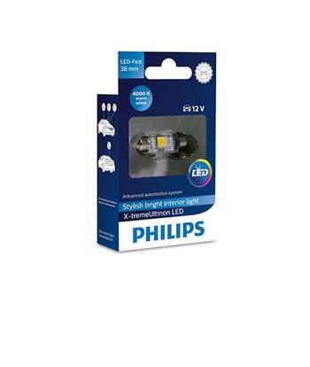 PHILIPS C5W 38 mm LED 4000K