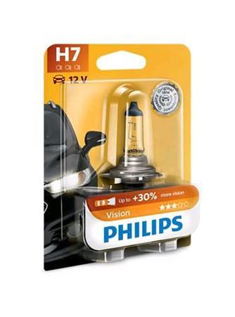PHILIPS H7 Vision 1 ks blister