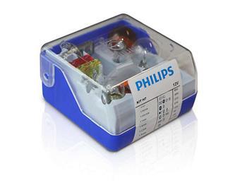 PHILIPS H7 náhradní sada 12V