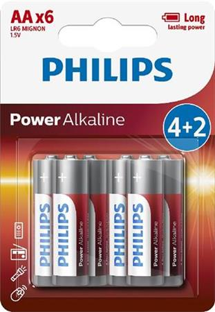 PHILIPS LR6P6BP/10